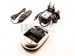 Cargador para baterías Samsung SB-L110, SB-L160, SB-L220