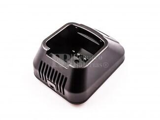 Cargador para walkie Motorola GL2000, GP328 PLUS, GP329 PLUS, GP338 PLUS, GP339 PLUS, GP344, GP388...