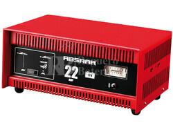 Cargador Profesional de Baterías ABSAAR 12 Voltios 22 Amperios para AGM y Plomo Ácido