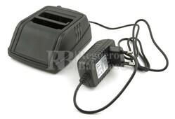 Cargador Taurac para batería de mando de grua Hiab XS Drive H3786692 / H3796692 / AX-HI6692 / AMH0627 / HIA7220