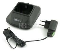 Cargador Taurac para batería del mando de grua Hetronic 68300600 / 68300900 / 68300940 / 68300990 / Abitron Mini KH68300990