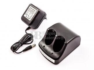Cargador Universal Estandar para Baterías BLACK&DECKER de Maquinaria 3,6V NI-CD, NI-MH