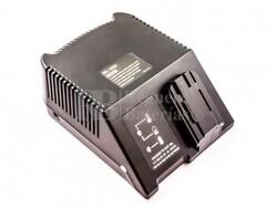 Cargador Universal para baterias AEG, Atlas Copco y Milwaukee