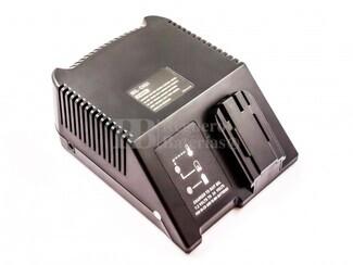 Cargador Universal para baterías AEG, Atlas Copco y Milwaukee