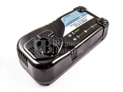 Cargador Universal para Baterias de maquinas HITACHI NI-MH, NI-CD,LI-ION