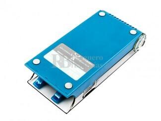 Cargador-Universal para Baterias Li-ion con 3,6 Voltios hasta 7,6 Voltios