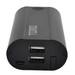 Cargador y Powerbank para 2 baterías de litio INR18650