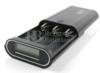 Cargador y Powerbank para 3 baterías de litio INR18650