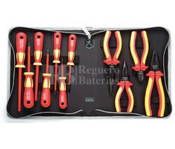 Cartera de herramientas de electricista Proskit PK-2802