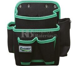 Cartera porta herramientas de cinturón 250,0x250,0x150,0mm