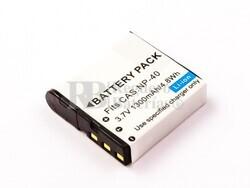 Batería NP-40 para Casio,Benq ,Kodak,Pentax