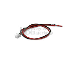 Conector aéreo hembra 2 Pines paso 1mm