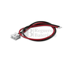 Conector aéreo JST hembra 2 Pines paso 2.5mm