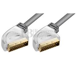 Conexión Euro-Euro VCR-DVd-Hifi/TFT-LCD-Plasma 5 metros