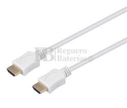 Conexión HDMI Hi-Speed macho - macho, 4K a 60Hz, 1.0m