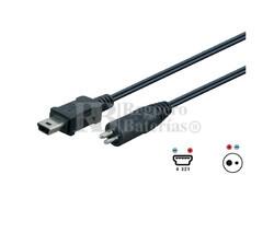 Conexión mini USB