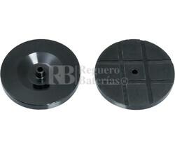 Disco para pulir conectores SC fibra óptica Proskit 1FB-SC