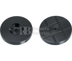 Disco para pulir punteras conectores LC. Fibra óptica Proskit 1FB-LC1
