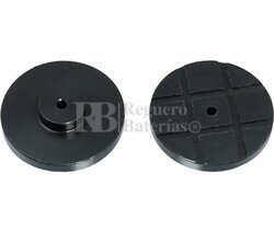 Disco para pulir punteras ST fibra óptica Proskit 1FB-ST