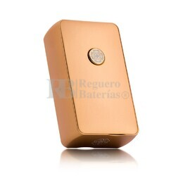 Mod DOTMOD Dual 18650 Mech Gold