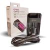Efest Lush Q2 cargador rápido 2 baterías Litio 14500,18650,20700..