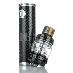 Eleaf iJust 3 with ELLO Duro Kit Black