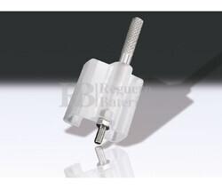 Fijador de conectores HDMI a chasis