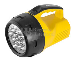 Foco de mano 16 LEDs profesional y ocio