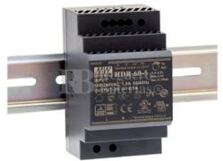 Fuente alimentación 12 Voltios 4,5 Amperios HDR-60-12