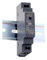 Fuente alimentación 24 Voltios 0,63 Amperios DDR-15L-24