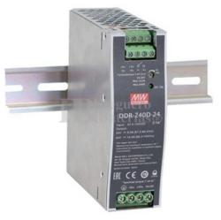 Fuente alimentación 24 Voltios 10 Amperios DDR-240B-24