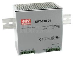 Fuente alimentación 24 Voltios 10 Amperios DRT-240-24