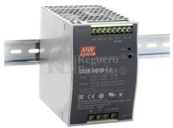 Fuente alimentación 24 Voltios 20 Amperios DDR-480D-24
