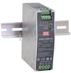 Fuente alimentación 48 Voltios 5 Amperios DDR-240C-48