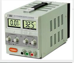 Fuente de alimentacion de Laboratorio Digital Regulable de 0 a 30 Voltios y de 0 a 3 Amperios