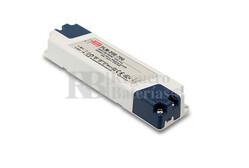 Fuente de Alimentaci�n para iluminaci�n Led de interior 14-24 voltios 25.2 watios PLM-25E-1050