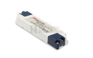 Fuente de Alimentaci�n para iluminaci�n Led de interior 15-24 voltios 12 watios PLM-12-500