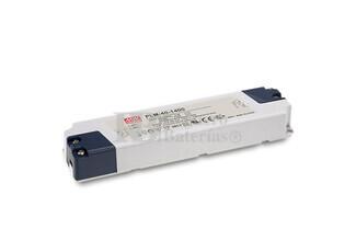 Fuente de Alimentación para iluminación Led de interior 15-29 voltios 40.6 watios PLM-40-1400