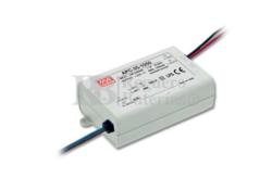Fuente de Alimentaci�n para iluminaci�n Led de interior 15-50 voltios 35 watios APC-35-700