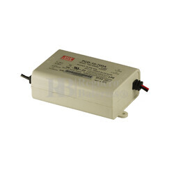 Fuente de Alimentaci�n para iluminaci�n Led de interior 16-24 voltios 16,8 watios PCD-16-700A entrada de 90 a 135VCA