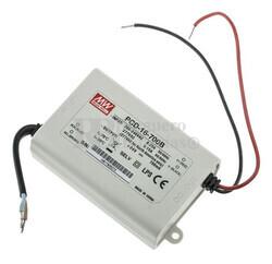Fuente de Alimentación para iluminación Led de interior 16-24 voltios 16,8 watios PCD-16-700B entrada de 180 a 295VCA