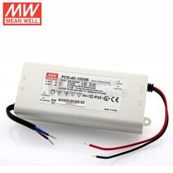 Fuente de Alimentación para iluminación Led de interior 17-29 voltios 40.6 watios PCD-40-1400B