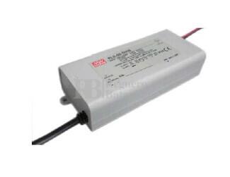 Fuente de Alimentación para iluminación Led de interior 18-30 voltios 60 watios PLD-60-2000B