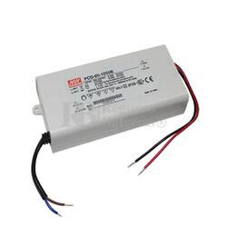 Fuente de Alimentación para iluminación Led de interior 20-34 voltios 59.5 watios PCD-60-1750B