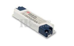 Fuente de Alimentación para iluminación Led de interior 22-36 voltios 12.6 watios PLM-12E-350