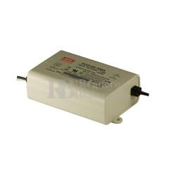 Fuente de Alimentación para iluminación Led de interior 24-36 voltios 25.2 watios PCD-25-700A entrada de 90 a 135VCA