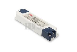 Fuente de Alimentación para iluminación Led de interior 30-50 voltios 25 watios PLM-25-500