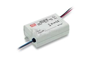 Fuente de Alimentaci�n para iluminaci�n Led de interior 5 voltios 25 watios APV-35-5