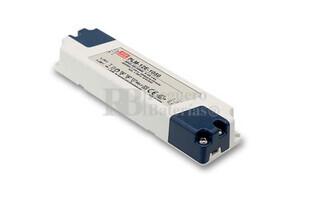 Fuente de Alimentación para iluminación Led de interior 7-12 voltios 12.6 watios PLM-12E-1050