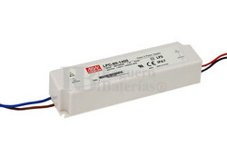 Fuente de Alimentaci�n para iluminaci�n Led de interior 9-48 voltios 50.4 watios LPC-60-1050